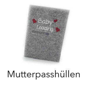 Mutterpasshüllen