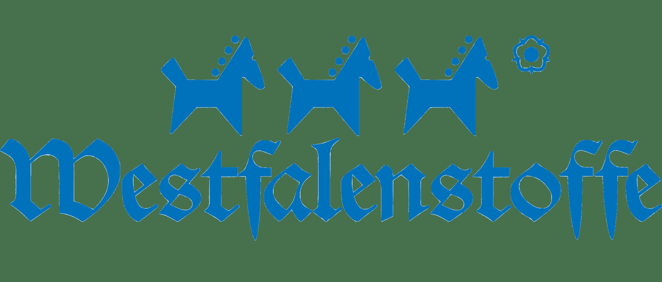 Logo Westfalenstoffe blau