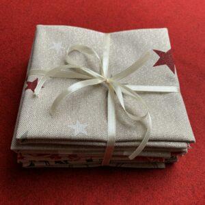 Stoffpaket Weihnachten