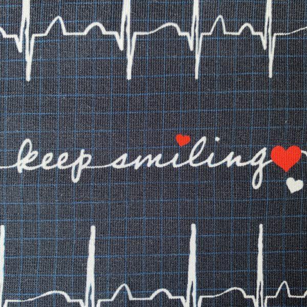 Jersey Swafing Keep Smiling