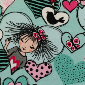 Valerie Papillon by Steinbeck Jersey Baumwolle 824262