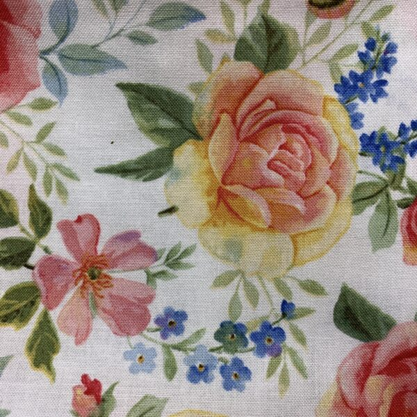 Fat Quarter Garden Inspiration Flowers Swafing
