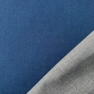 Westfalenstoffe Kopenhagen Jeansblau UNI