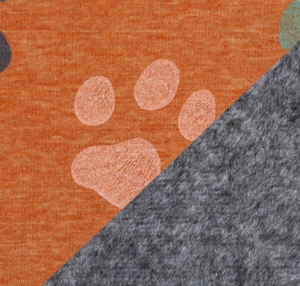 Eiger Alpenfleece Swafing Hundepfote