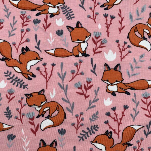 Jersey Fuchs auf Wiese