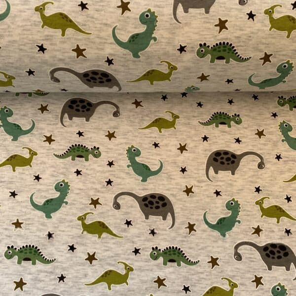 Alpenfleece Happy Dino Textil Rammelkamp
