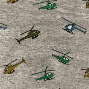 Alpenfleece Hubschrauber