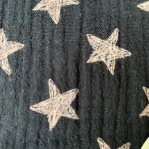 Musselin Sterne